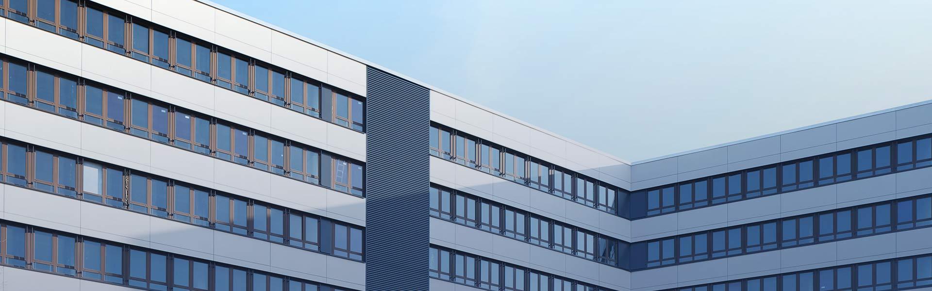 Billhorner Deich Gebäude