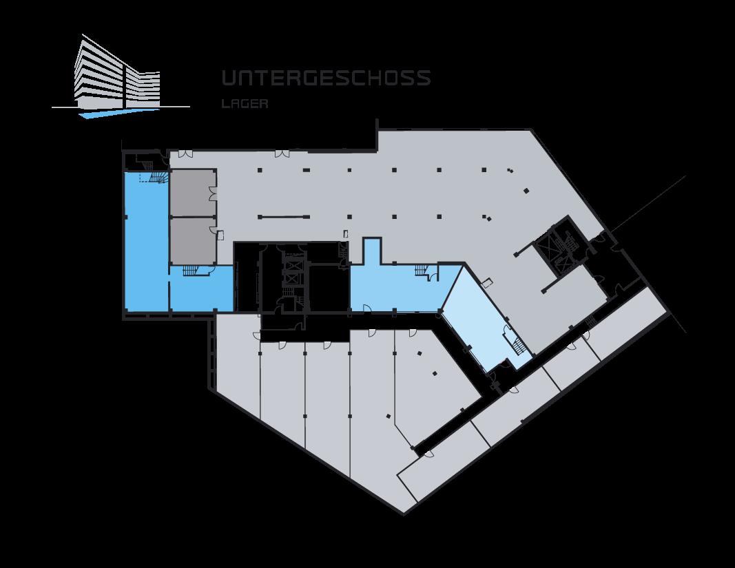 Gebäudefläche Billhorner Deich